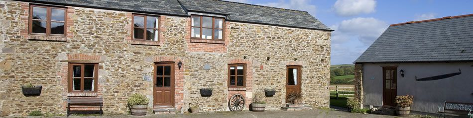 Budds Barns holiday cottages, Bude
